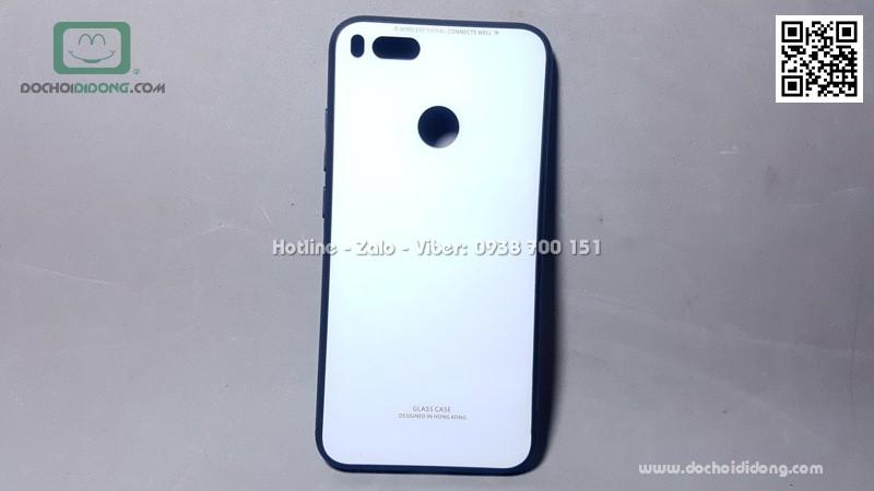 Ốp lưng Xiaomi Mi 5X lưng kính