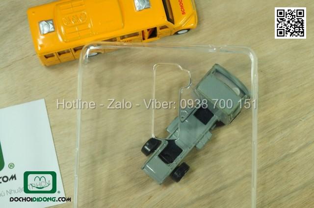 Ốp lưng Oppo R7 Plus dẻo trong siêu mỏng