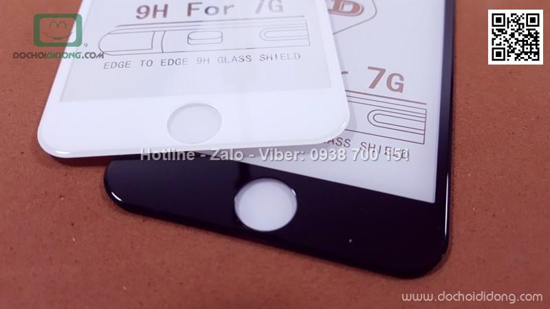 Miếng dán cường lực iPhone 7 5D full màn hình