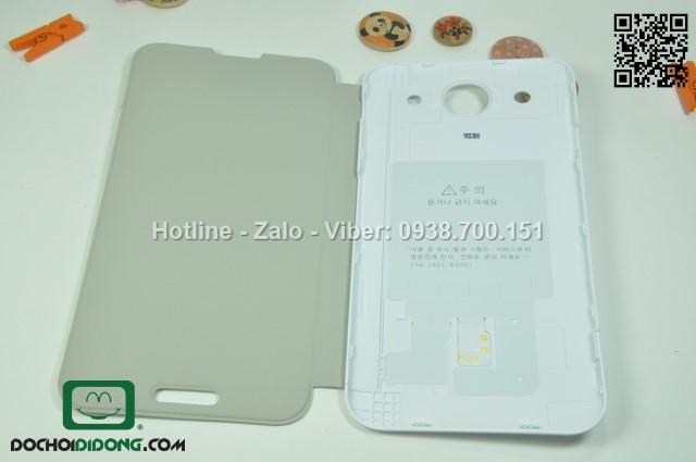 Flip cover LG Optimus G Pro chính hãng