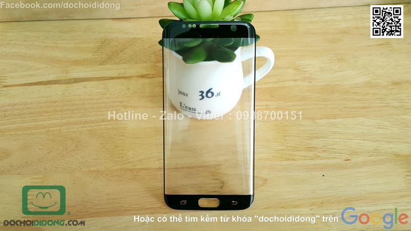 Miếng dán cường lực Samsung Galaxy S7 Edge Dragon 9H