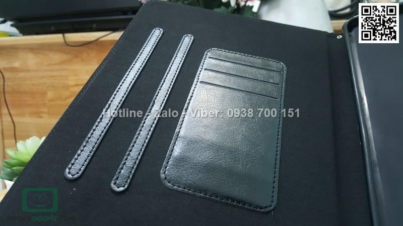 Bao da Samsung Galaxy Tab S2 9.7 da trơn cao cấp