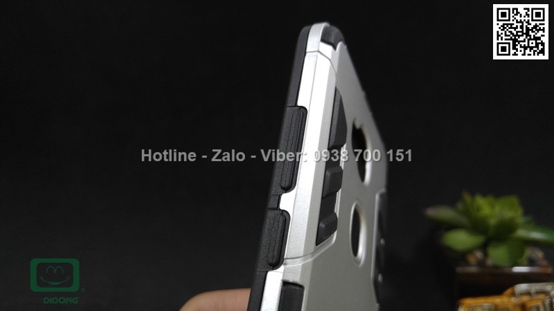 Ốp lưng Huawei Honor 5x Iron Man chống sốc có chống lưng