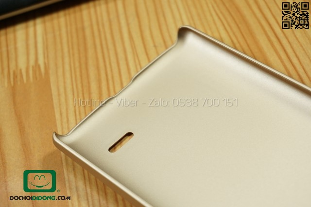 Ốp lưng LG G4 Stylus Nillkin vân sần