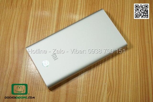 Sạc dự phòng Xiaomi 5000mah siêu mỏng chính hãng