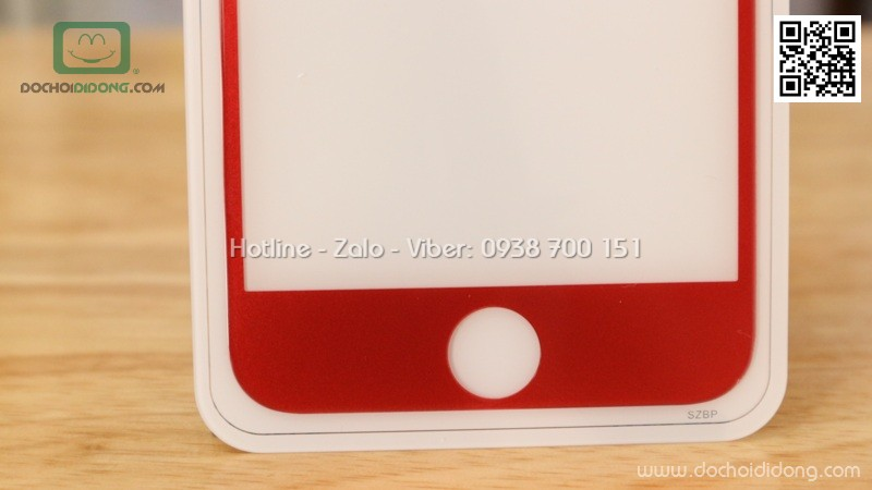 Miếng dán cường lực iPhone 7 Jcpal Presever chính hãng