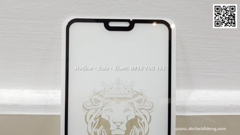 Miếng dán cường lực full màn hình Huawei Honor 8X Zacase full keo