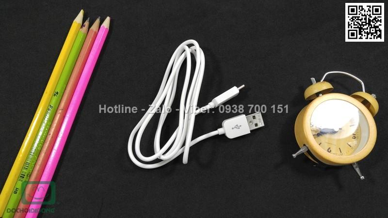 Cáp USB Type C Pisen 1m