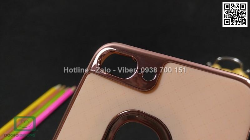 Ốp lưng iPhone 8 Plus iPaky chống sốc có nhẫn đeo