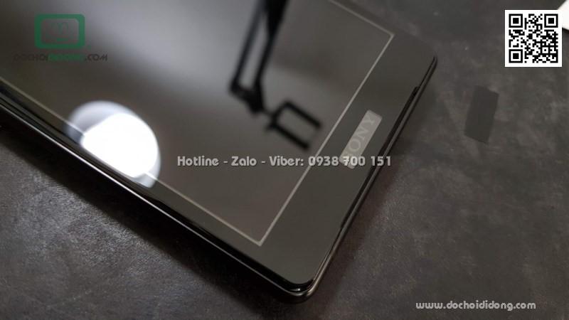 Miếng dán cường lực full màn hình Sony XZ2 Zacase full keo