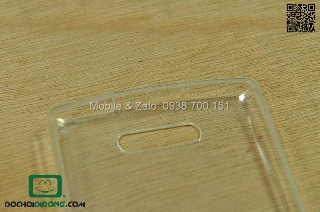 Ốp lưng Oppo Neo 3 R831S dẻo trong siêu mỏng