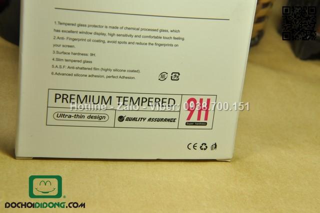 Miếng dán cường lực Sony Z L36h Mercury 9H