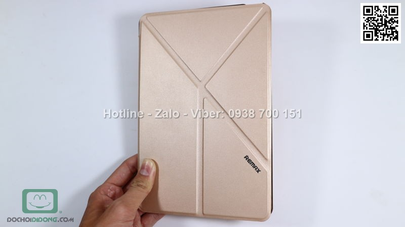 Bao da iPad mini 4 Remax siêu mỏng