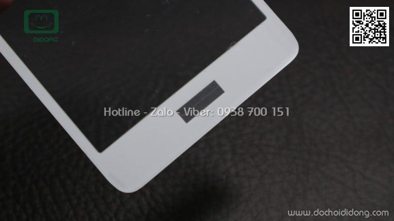 Miếng dán cường lực full màn hình Huawei GR5 2017 9H viền sợi carbon