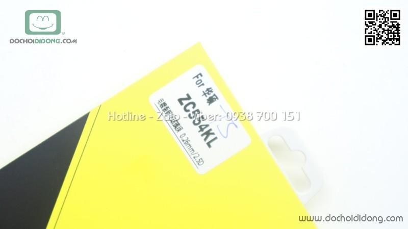 Miếng dán cường lực Asus Zenfone 4 Max ZC554KL ABL 9H