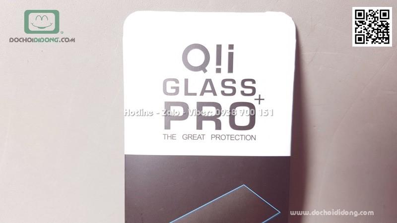 Miếng dán cường lực HTC U11 Qii keo mềm