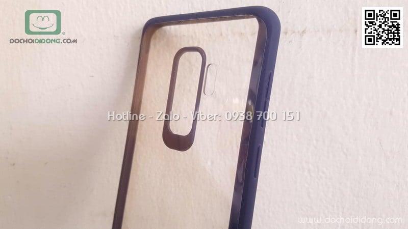 Ốp lưng Samsung S9 Plus Rock Clarity