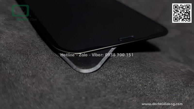 Miếng dán cường lực iPhone XR Benks V Pro 3D chính hãng