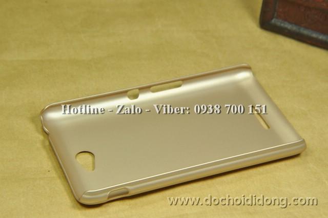Ốp lưng Sony Xperia E4 Nillkin vân sần