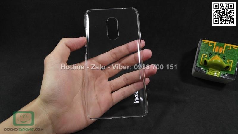 Ốp lưng Xiaomi Redmi Note 4 Imak Nano cứng trong siêu mỏng