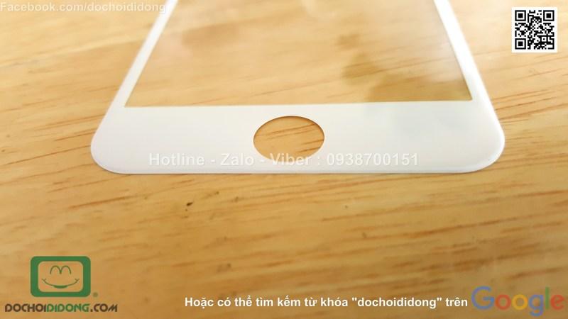 Miếng dán màn hình iPhone 8 Baseus full màn hình 9H