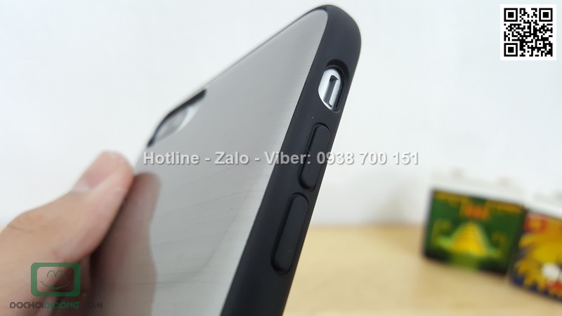 Ốp lưng iPhone 8 Plus Nillkin Lensen