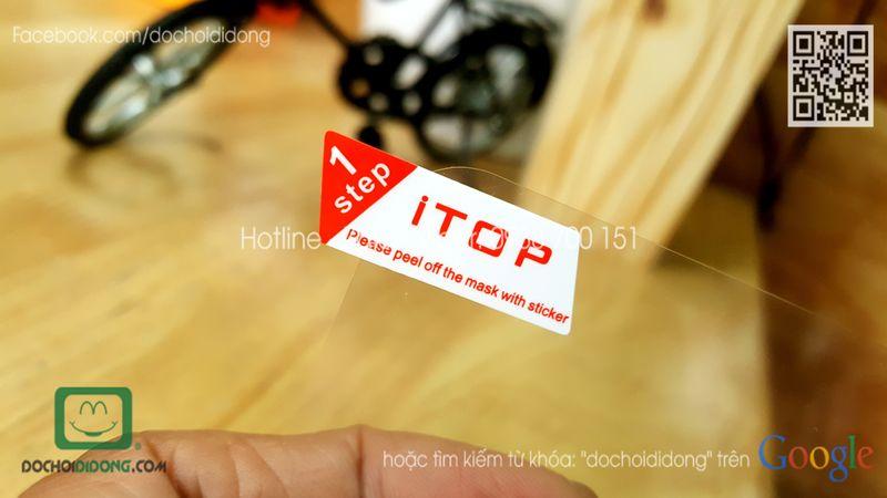 Miếng dán mặt sau iPhone 8 iTop