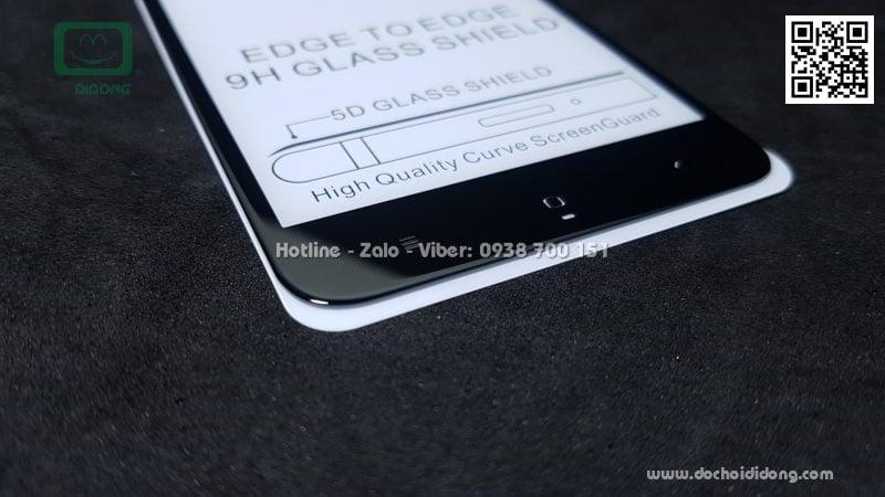Miếng dán cường lực full màn hình Xiaomi Redmi 4X Zacase full keo