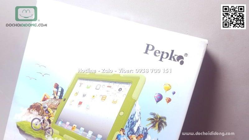 Ốp lưng chống sốc iPad Mini 1 2 3 Pepkoo có chống lưng
