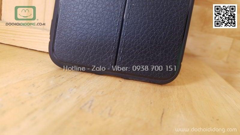 Ốp lưng iPhone 7 8 Plus Auto Focus dẻo lưng da