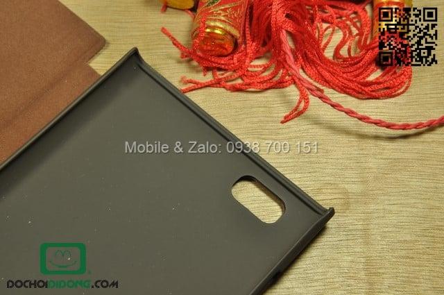Bao da LG Optimus VU 1 F100 NK vân sần