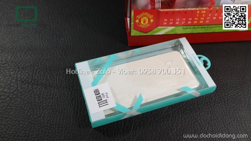 Ốp lưng HTC U11 iSmile dẻo trong siêu mỏng