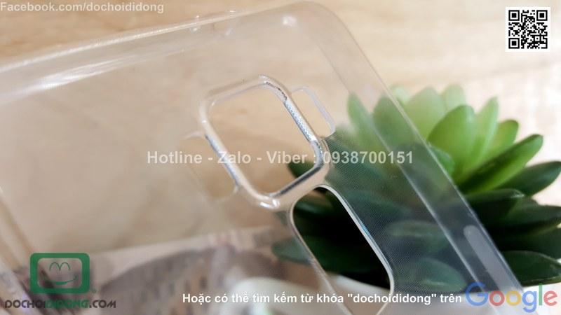 Ốp lưng Asus Zenfone 3 ZE520KL dẻo trong siêu mỏng