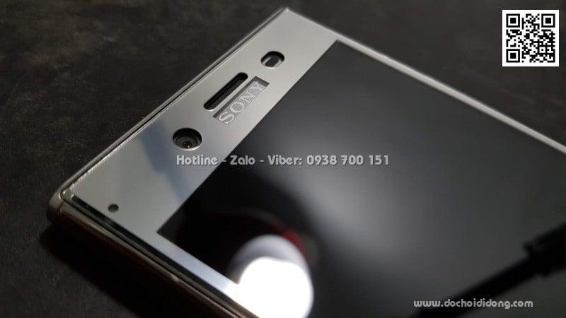 Miếng dán cường lực full màn hình Sony XZ Premium Zacase full keo Lite Edition