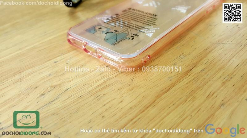 Ốp lưng iPhone 8 Ringke dẻo trong cao cấp