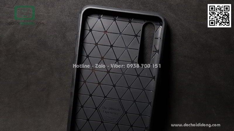 Ốp lưng Huawei P20 Pro Likgus chống sốc vân kim loại