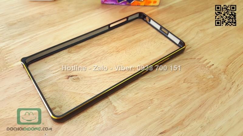 Ốp viền Xiaomi Mi 4i nhôm phay chốt gài