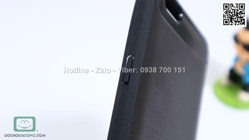 Ốp lưng Oppo F1s Likgus chống sốc vân kim loại