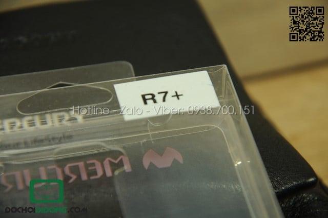 Ốp lưng Oppo R7 Plus Mercury dẻo trong