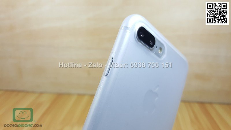 Ốp lưng iPhone 8 Plus Baseus Slim Case