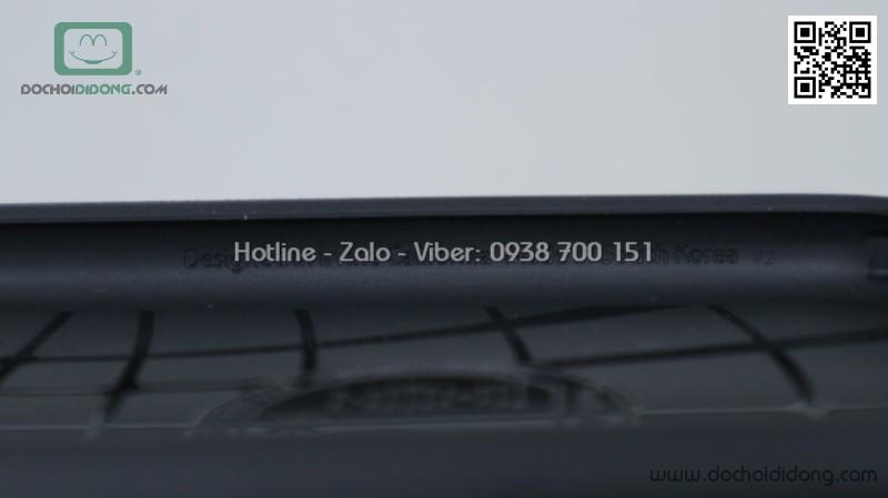 Ốp lưng iPhone X Spigen Liquid Air Armor