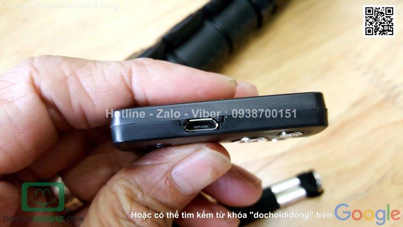 Gậy chụp ảnh tự sướng cao cấp Mono Pod YT 1288 1250mm Bluetooth