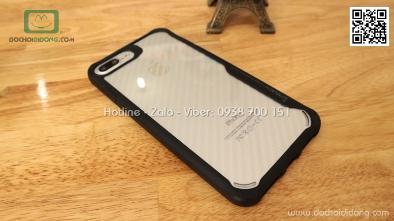 Ốp lưng iPhone 8 Plus Ipaky Leego chống sốc