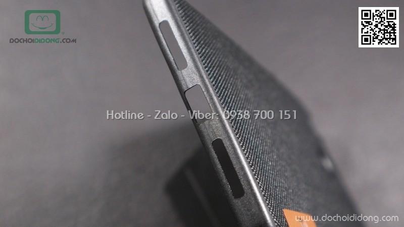 Ốp lưng Xiaomi Mi Max dẻo vân vải bố