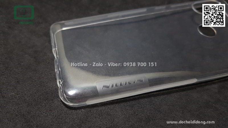 Ốp lưng Xiaomi Redmi Note 5 Pro Nillkin dẻo trong