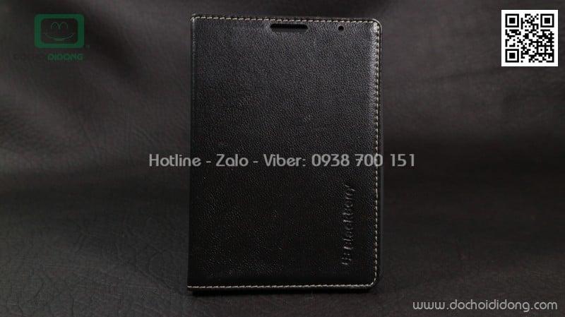 Bao da Blackberry Passport Silver da bò Việt Nam