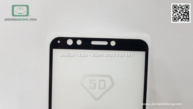 Miếng dán cường lực Huawei Y7 Pro Zacase full keo
