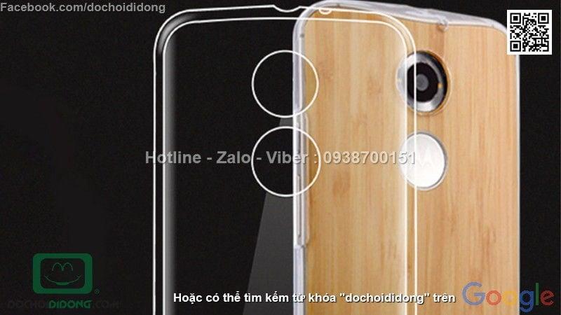 Ốp lưng Motorola Moto X Gen 2 dẻo trong siêu mỏng
