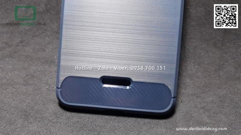 Ốp lưng Xiaomi Redmi 6 chống sốc vân kim loại