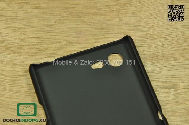 Ốp lưng Sony Xperia E3 Nillkin vân sần